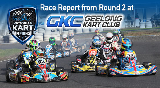race report cover round 2
